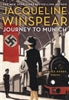 Winspear, Jacqueline | Journey to Munich | Signed First Edition Book
