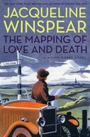 Mapping of Love and Death, The | Winspear, Jacqueline | Signed First Edition Book