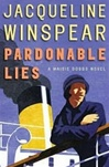 Pardonable Lies | Winspear, Jacqueline | First Edition Book