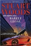 Barely Legal | Woods, Stuart | Double-Signed 1st Edition