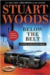 Below the Belt | Woods, Stuart | Signed First Edition Book