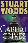 Capital Crimes | Woods, Stuart | Signed First Edition Book