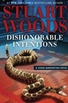 Dishonorable Intentions | Woods, Stuart | Signed First Edition Book