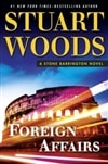 Foreign Affairs | Woods, Stuart | Signed First Edition Book