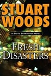 Fresh Disasters | Woods, Stuart | Signed First Edition Book