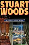 Hot Mahogany | Woods, Stuart | Signed First Edition Book