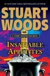 Insatiable Appetites | Woods, Stuart | Signed First Edition Book