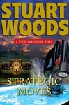 Strategic Moves | Woods, Stuart | Signed First Edition Book