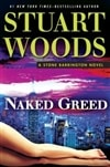 Naked Greed | Woods, Stuart | Signed First Edition Book