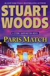 Paris Match | Woods, Stuart | Signed First Edition Book
