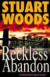Reckless Abandon | Woods, Stuart | Signed First Edition Book