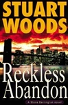 Reckless Abandon | Woods, Stuart | First Edition Book