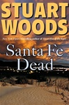 Santa Fe Dead | Woods, Stuart | Signed First Edition Book