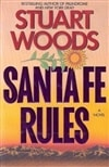 Santa Fe Rules | Woods, Stuart | Signed First Edition Book