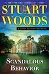 Scandalous Behavior | Woods, Stuart | Signed First Edition Book