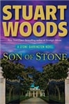 Son of Stone | Woods, Stuart | Signed First Edition Book