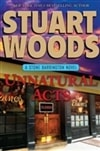 Unnatural Acts | Woods, Stuart | Signed First Edition Book