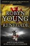 Renegade | Young, Robyn | Signed First Edition UK Book