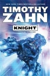 Knight by Timothy Zahn | Signed First Edition Book