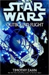 Zahn, Timothy - Star Wars: Outbound Flight (Signed First Edition)