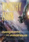 Judgment at Proteus by Timothy Zahn | Signed First Edition Book