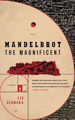 Mandelbrot the Magnificent by Liz Ziemska