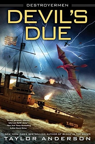 Devil's Due by Taylor Anderson